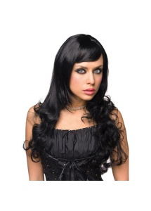 SexShop - Peruka Pleasure Wigs - model Shirley Wig Black - online