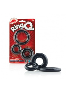 SexShop - Pierścienie na penisa - The Screaming O Ringo 3-Pack  - online