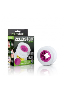 SexShop - Wkładka do masturbatora - Zolo Stax Remix Virgin Hole - online